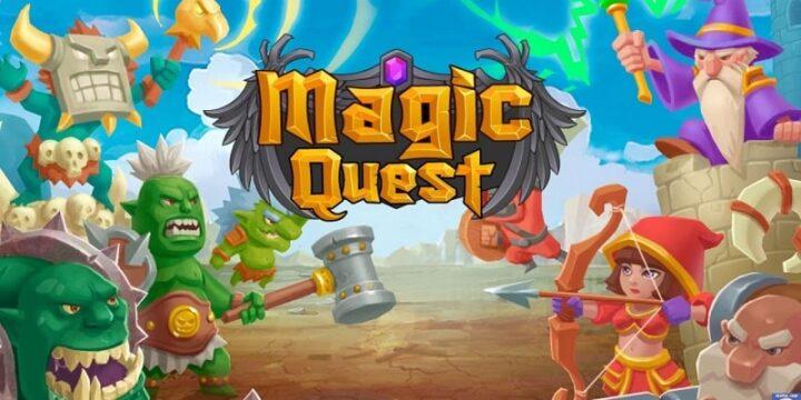 Tower Defense Magic Quest