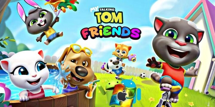 Tom Friends