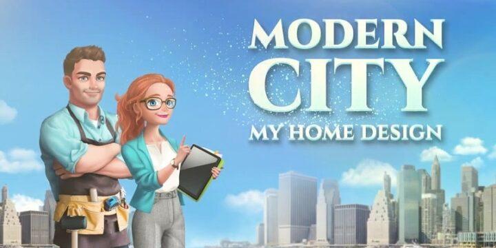 My Home Design - Modern City