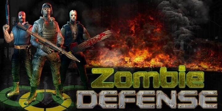 Zombie Defense 2 Episodes