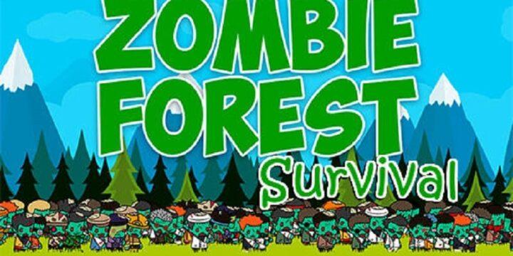 Zombie Forest HDSurviva
