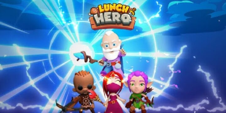 Lunch Hero Action RPG