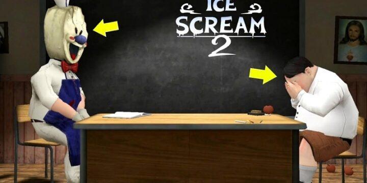 Ice Scream 2 mod mod