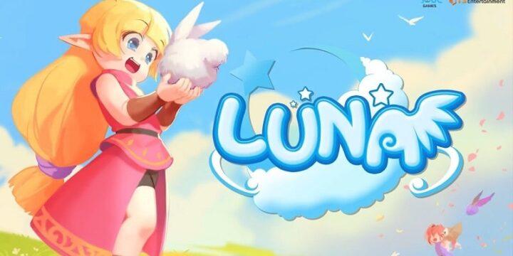 LUNA M Sword Master mod
