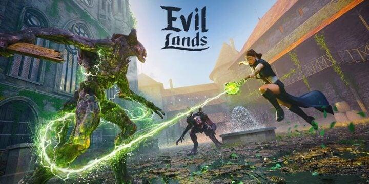 Evil Lands mod