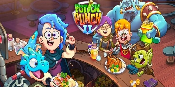 Potion Punch 2