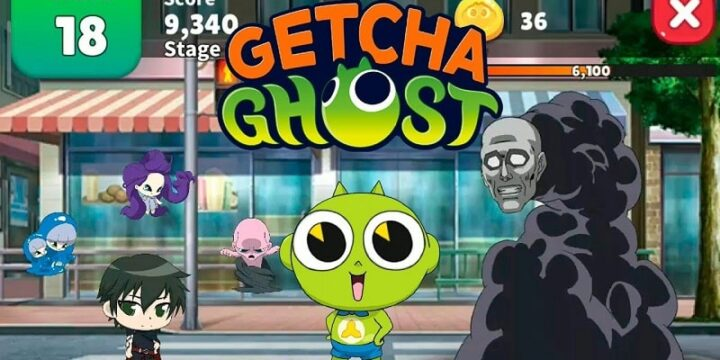 GETCHA GHOST mod