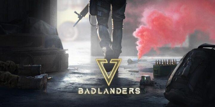 Badlanders mod