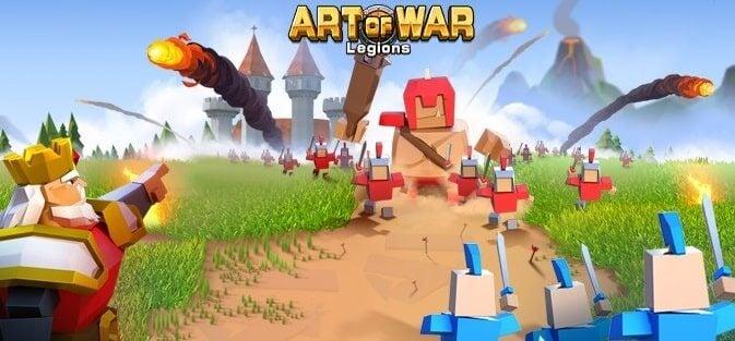 Art of War Legions