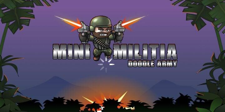Mini Militia - Doodle Army