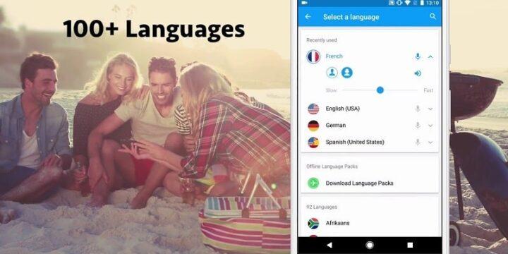 iTranslate Translator Dictionary