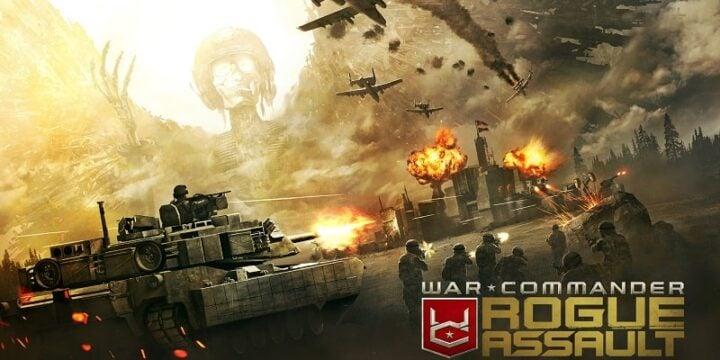 War Commander Rogue Assault mod