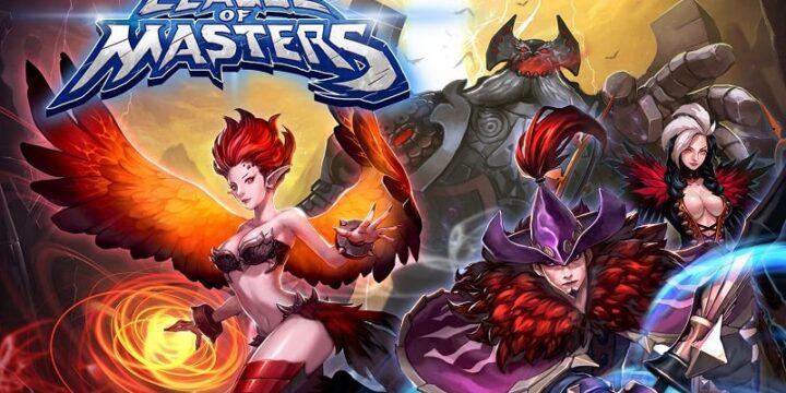 League of Masters mod