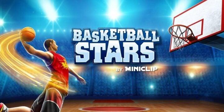 Basketball Stars mod download