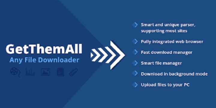 GetThemAll Any File Downloader
