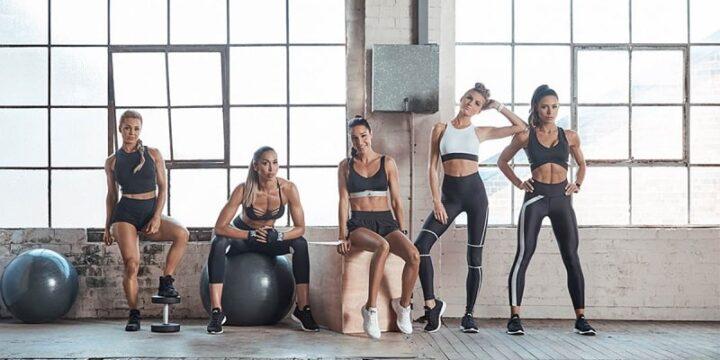 Sweat Fitness App For Women