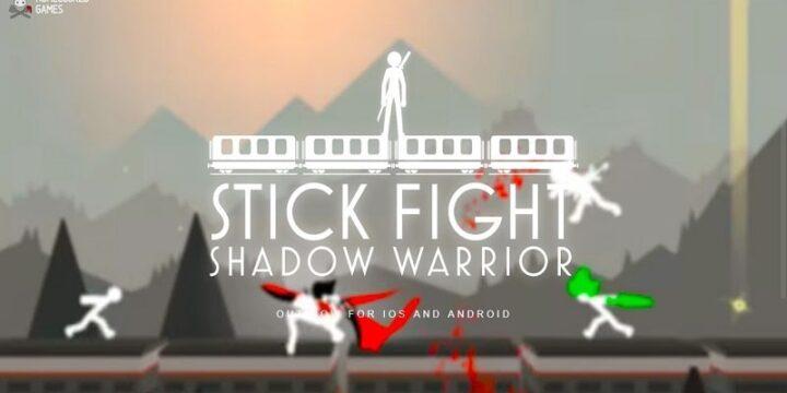 Stick Fight Shadow Warrior
