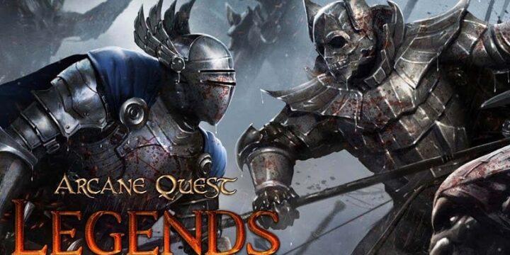 Arcane Quest Legends mod-min