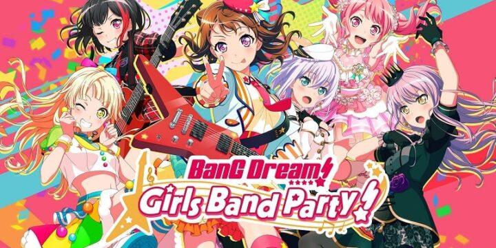 BanG Dream! Girls Band Party! mod