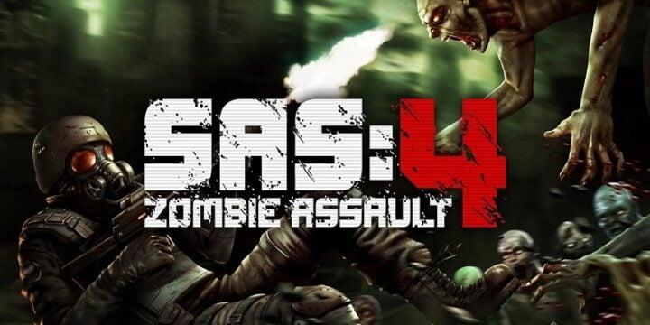 SAS Zombie Assault 4 mod
