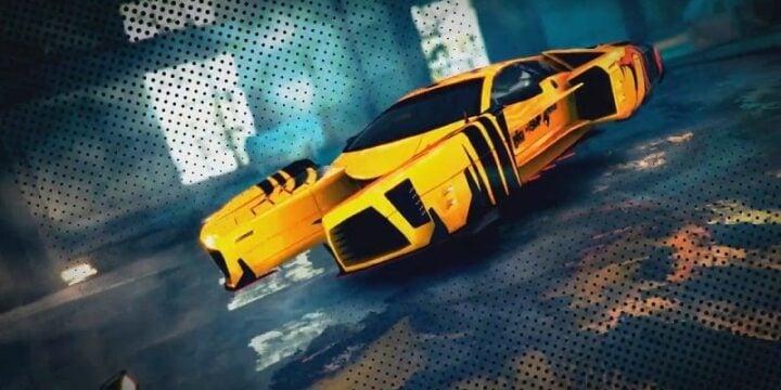Rival Gears Racing mod