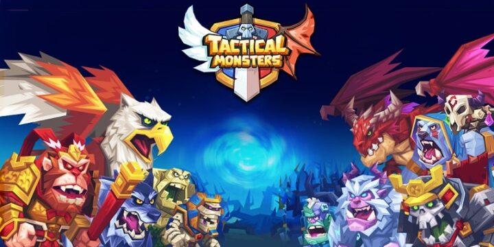 Tactical Monster Rumble Arena