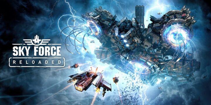 Sky Force Reloaded mod