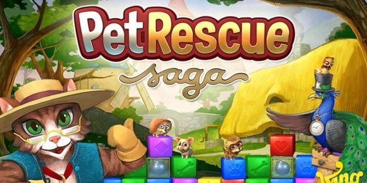 Pet Rescue Saga mod