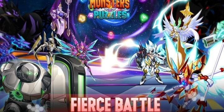 Monsters & Puzzles Battle of God mod