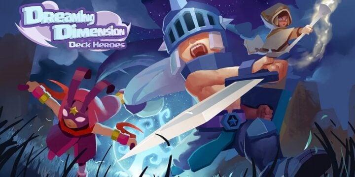 Dreaming Dimension Deck Heroes mod