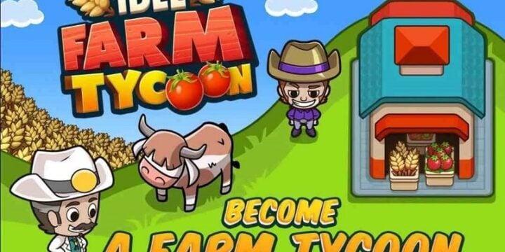 Idle Farm Tycoon mod