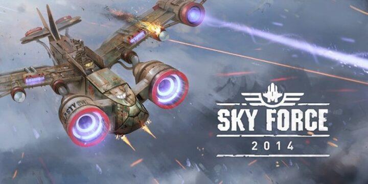 Sky Force 2014 mod