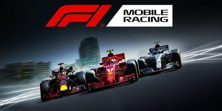 F1 Mobile Racing mod