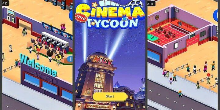 Cinema Tycoon mod