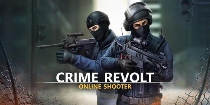 Crime Revolt Online mod