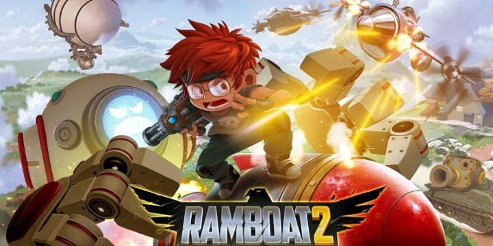 Ramboat 2 mod