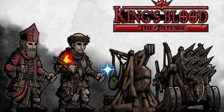 King's Blood The Defense