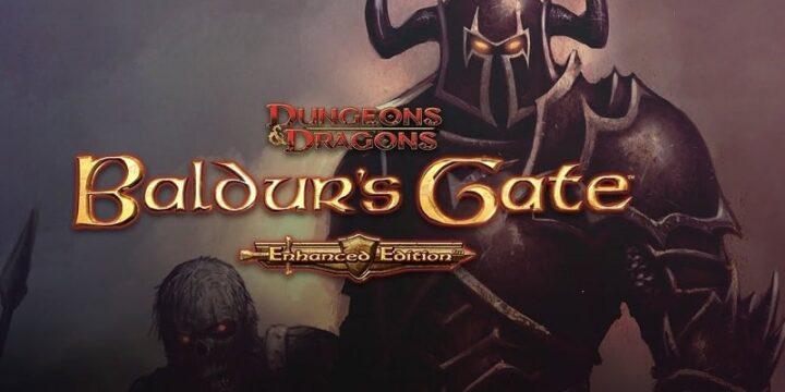 Baldur's Gate Enhanced Edition mod