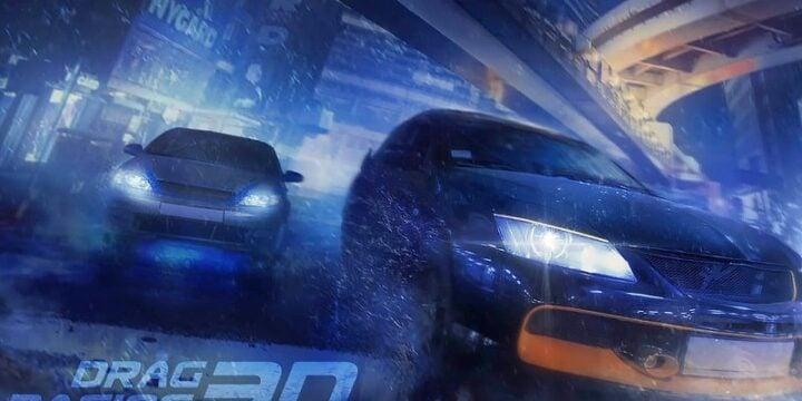 Drag Racing 3D mod