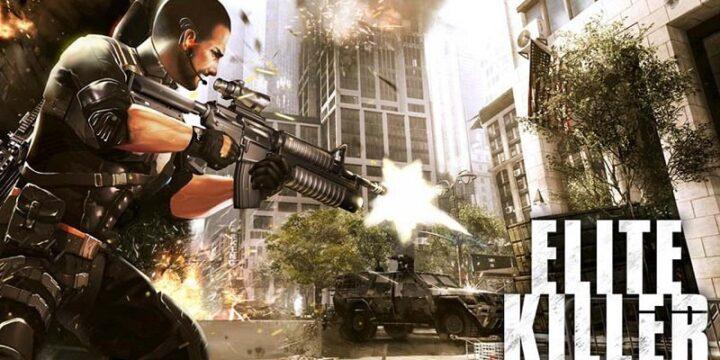 Elite Killer SWAT mod