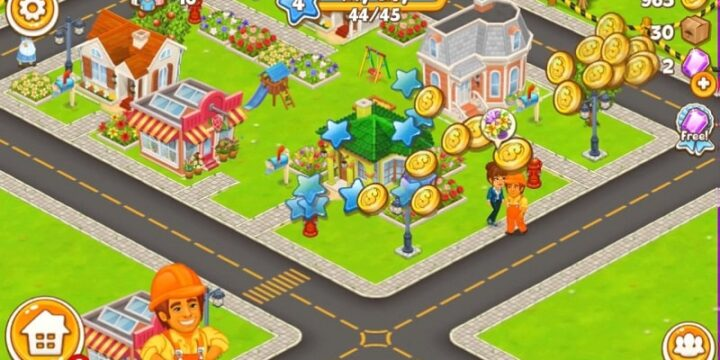 Cartoon City 2 mod