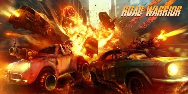 Road Warrior Combat Racing mod