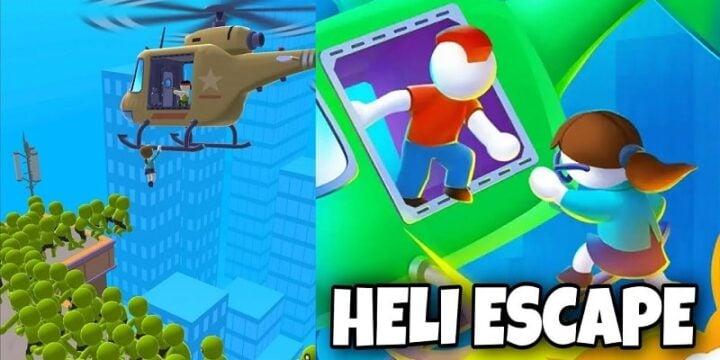 Helicopter Escape 3D mod