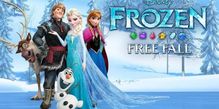 Disney Frozen Free Fall