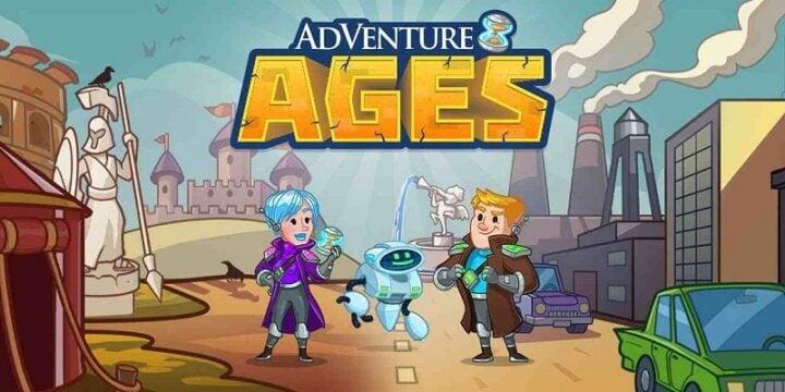 AdVenture Ages Idle Civilization