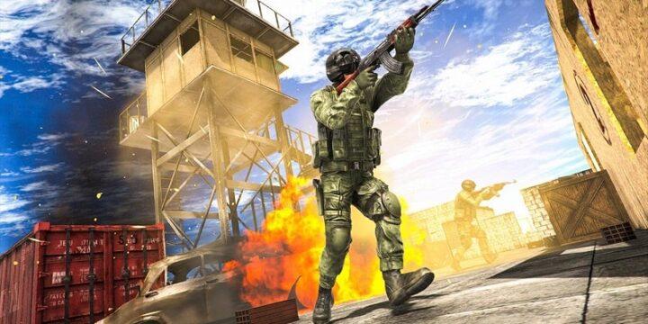 Modern Strike Multiplayer FPS