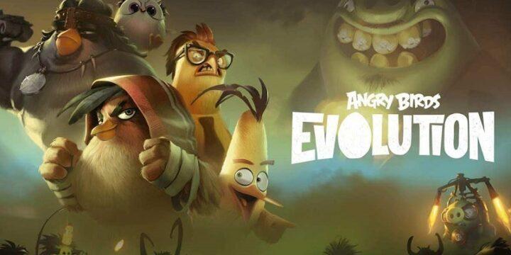 Angry Birds Evolution 2021