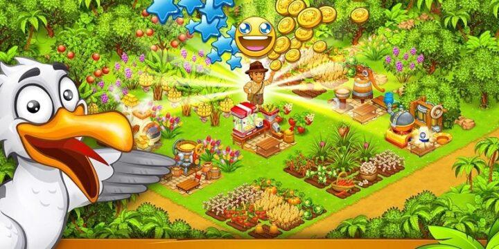 Farm Island Hay Bay City Paradise