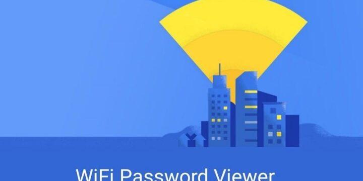 WiFi Password Viewer
