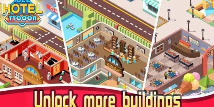 Hotel Empire Tycoon MOD